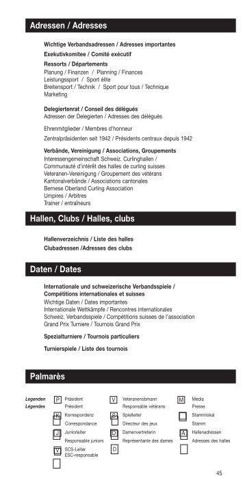 Jahrbuch / Annuaire 2012 B