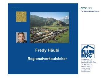 Fredy Häubi - Minergie