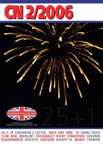 CN 2/2006 - Swiss British Motorcycle Club