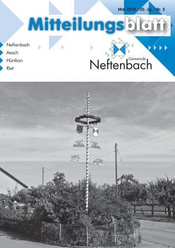 Neftenbach Aesch Hünikon Riet - Gemeinde Neftenbach