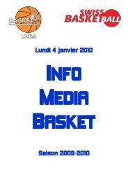 Lundi 4 janvier 2010 Saison 2009-2010 - 1-2-3-4-5-6