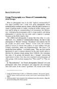 Group Photography as a Means of Communicating With - Page 2