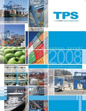 Annual Report TPS 2008