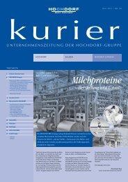 Kurier Nr. 90 - Juli 2011 - Hochdorf