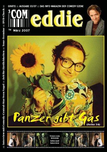 Interview mit Comedy-Central-Star Sven Nagel ... - Wir sind Comedy