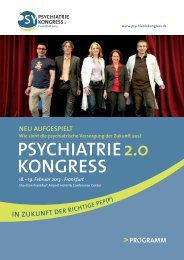 Download - Psychiatriekongress 2013
