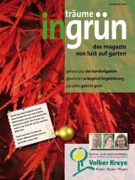 Download PDF - VOLKER KREYE Garten- und Landschaftsbau