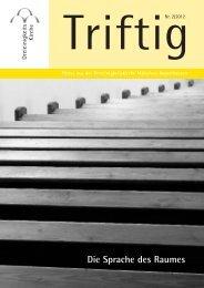 Triftig 2012-2 PDF - Dreieinigkeitskirche München Bogenhausen