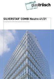 SILVERSTAR® COMBI Neutre 41/21 - Glas Trösch