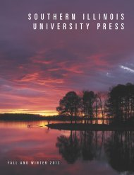 Lincoln's Ladder to the Presidency - Southern Illinois University Press