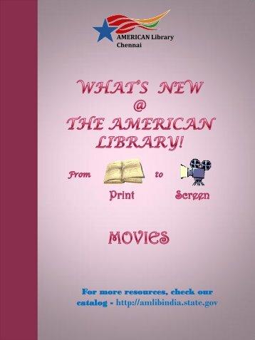 Movie Adaptations of Books