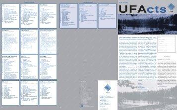 UFActs - No. 19 vom 01.02.2004