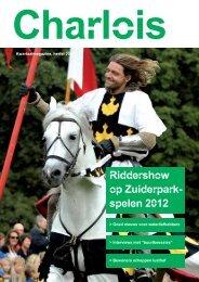 [PDF] Riddershow op Zuiderpark- spelen 2012 - Gemeente Rotterdam
