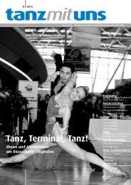 Tanz, Terminal, Tanz! Shows und Attraktionen am Düsseldorfer - DTV