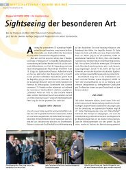Sightseeing der besonderen Art - Wirtschaftsförderung Wuppertal