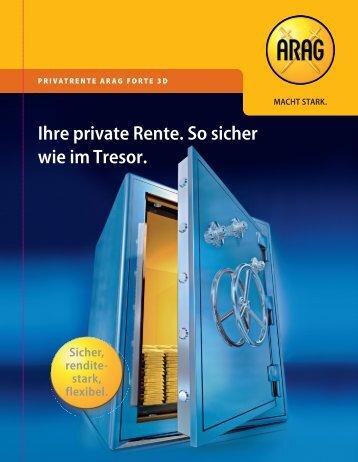 Folder Privatrente ARAG 3D A844