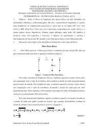 ASSOCIAÇÃO EDUCACIONAL DOM BOSCO FACULDADE ... - aedb