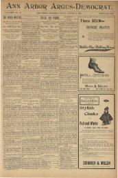 ANN AR&QR ARGUS-DEMOCRAT. - Ann Arbor District Library