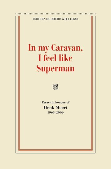 In my Caravan, I feel like Superman - European Observatory on ...