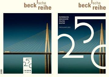 lsche lsche - C.H.Beck