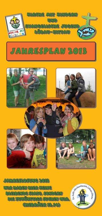 kannst du die den Jahresplan als PDF - Ev. Jugend Löbau-Zittau
