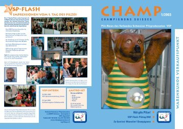 Champ_2003_1 - Champignon Suisse