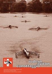 rudern-aviron-canottaggio 5/2011 (Okt. 11) - Schweizerischer ...