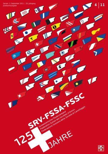 r-a-c 4/2011 (Sept. 11 - Jubiläumsausgabe) - Schweizerischer ...
