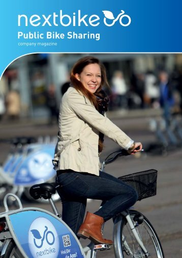 For more information download company brochure - nextbike