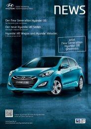 Jetzt New Generation Hyundai i30 gewinnen. - pironaci.ch - Hyundai