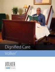 Volker 3082 Bed Brochure - Hill-Rom