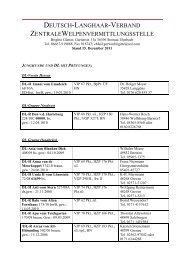 DL-mit Prüfungen 12-2011-2 - Deutsch Langhaar Verein Hessen