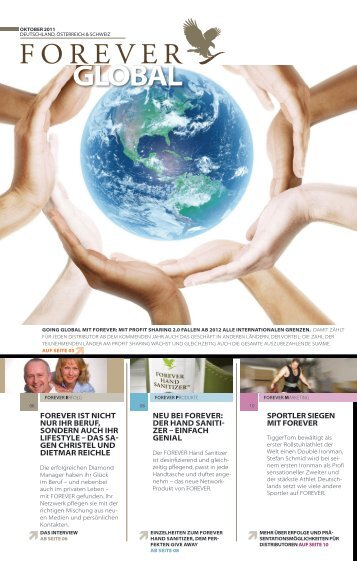 GLOBAL - Forever Living Products Germany
