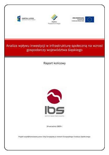 Identyfikacja i delimitacja obszarów problemowych/strategicznej ...