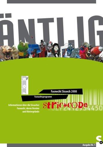 Strichcode - FGS-Sissach