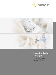 Laboratory Product Catalogue