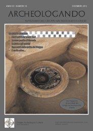 ARCHEOLOGANDO - Gruppo Archeologico Luinese