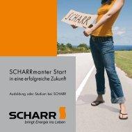 SCHARRmanter Start - Friedrich Scharr KG