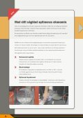 folder som djupare beskriver Edecos testprogram. - Edeco Tool - Page 4