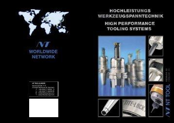 NT TOOL-Katalog.indd - Edeco Tool AB