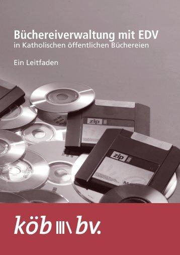 Büchereiverwaltung mit EDV - Bistum Trier