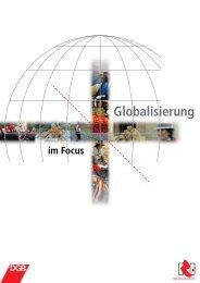 Globalisierung - Nord-Süd-Netz
