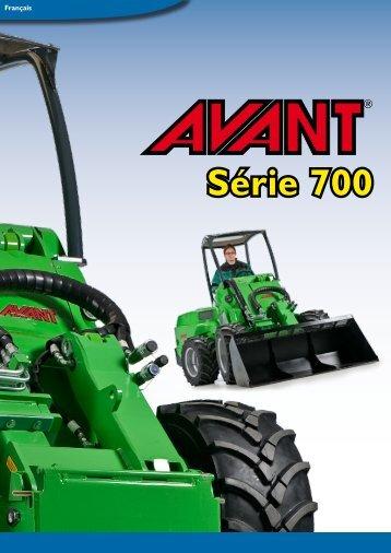AVANT 700