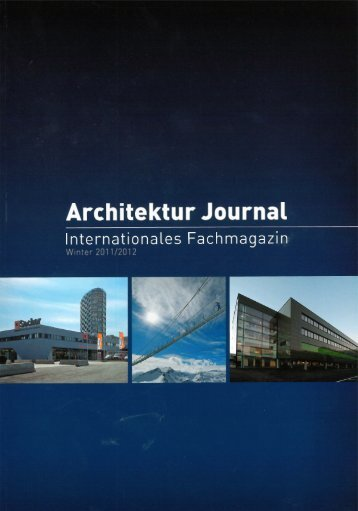 Page 2 1 Arge Architekten LKH - Architects.Collective