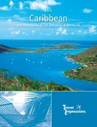 Caribbean Resorts - Cade's Tropical Travel