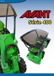 AVANT 400
