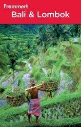 4 Suggested Bali & Lombok Itineraries