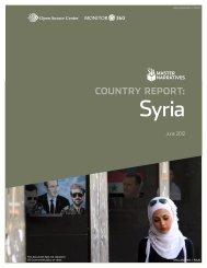 OSC-SyriaMasterNarratives