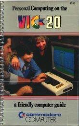 VIC-20 User's Manual.pdf - ClassicCMP