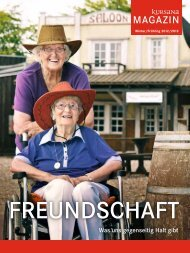 PDF Kursana Magazin Winter/Frühling 2012/2013 - Dussmann Group
